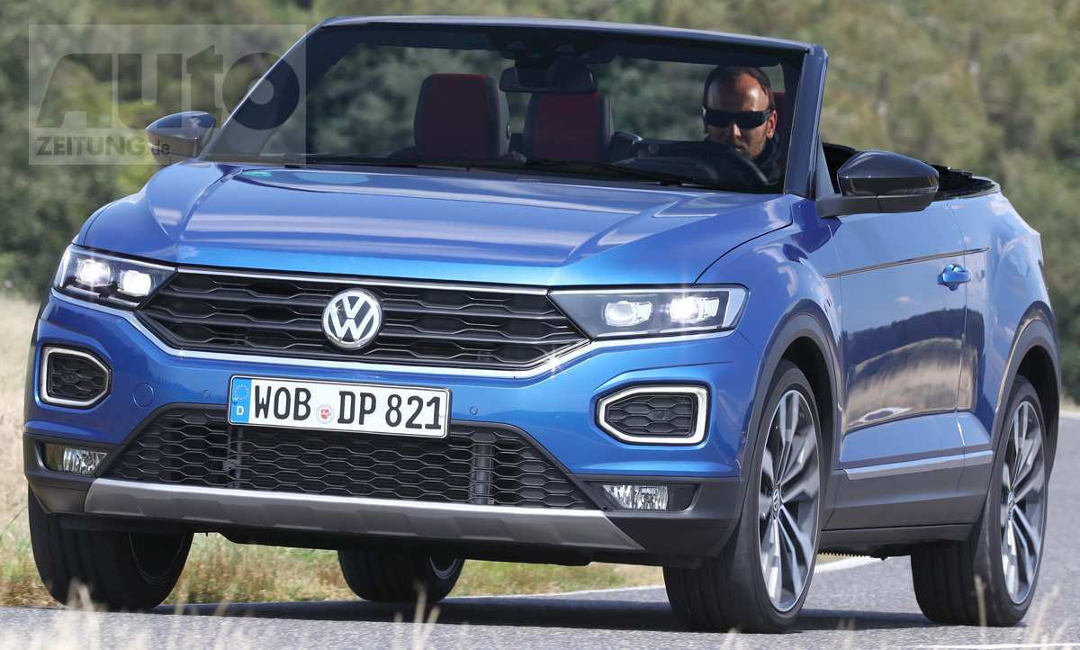 69 New Volkswagen T Roc Cabrio 2020 Images with Volkswagen T Roc Cabrio 2020