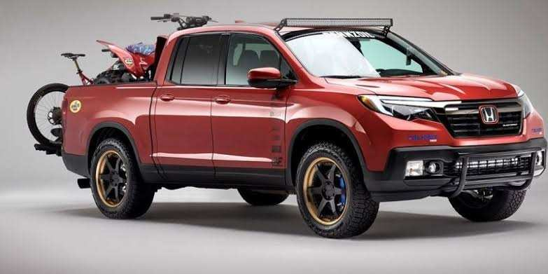 69 The Honda Ridgeline Redesign 2020 New Review by Honda Ridgeline Redesign 2020