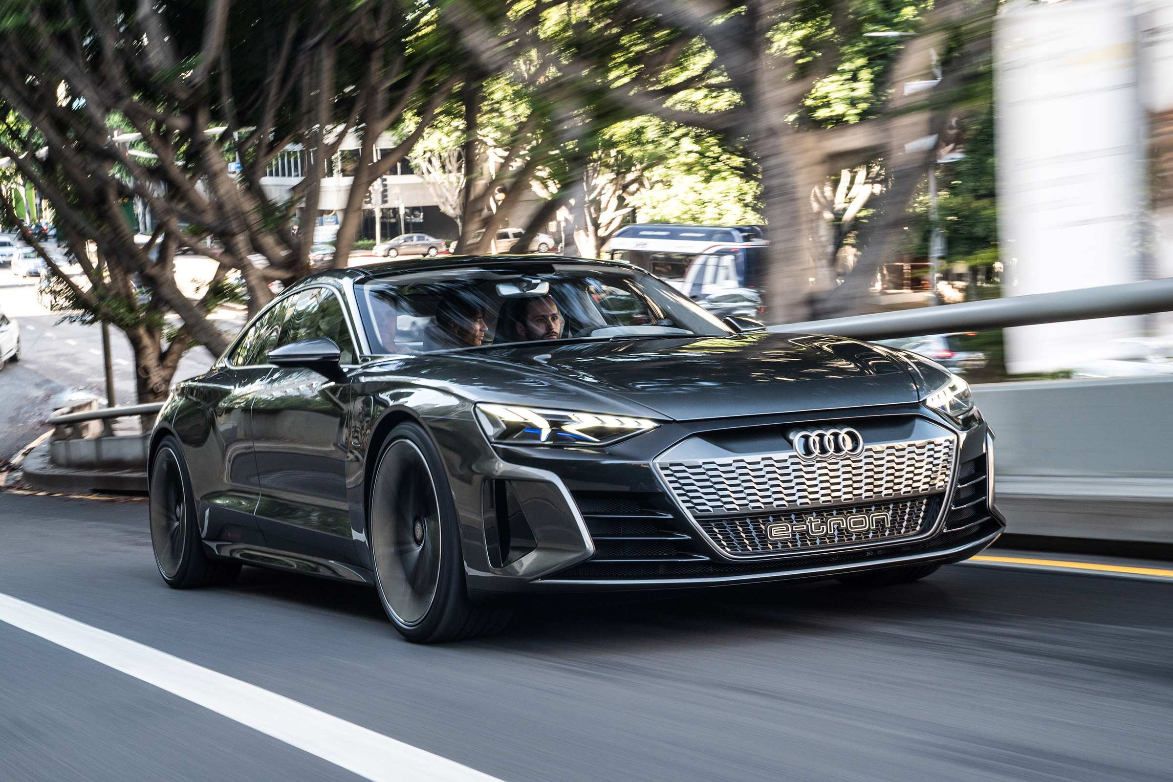 70 All New 2020 Audi E Tron Gt Wallpaper For 2020 Audi E