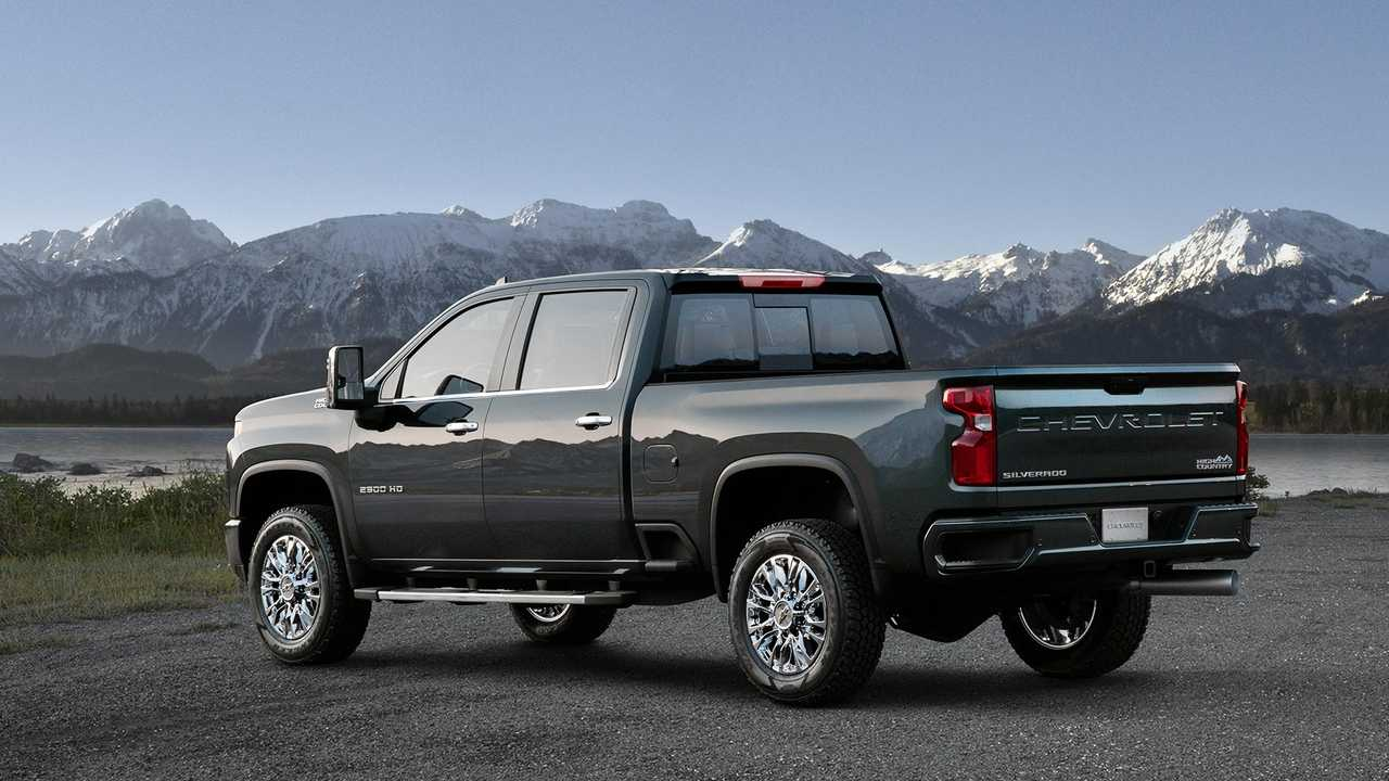 70 All New Chevrolet High Country 2020 Pricing by Chevrolet High Country 2020