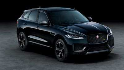 70 All New New Jaguar F Pace 2020 Research New by New Jaguar F Pace 2020