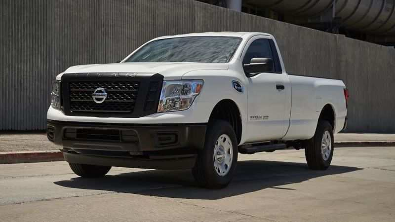 70 Best Review Nissan Titan Xd 2020 Performance for Nissan Titan Xd 2020