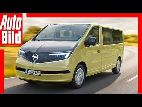 70 Concept of Opel Movano 2020 History for Opel Movano 2020