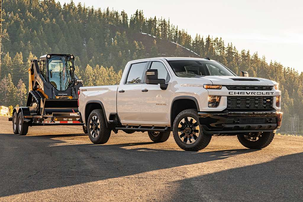 70 Great 2020 Chevrolet 2500Hd For Sale Overview for 2020 Chevrolet 2500Hd For Sale