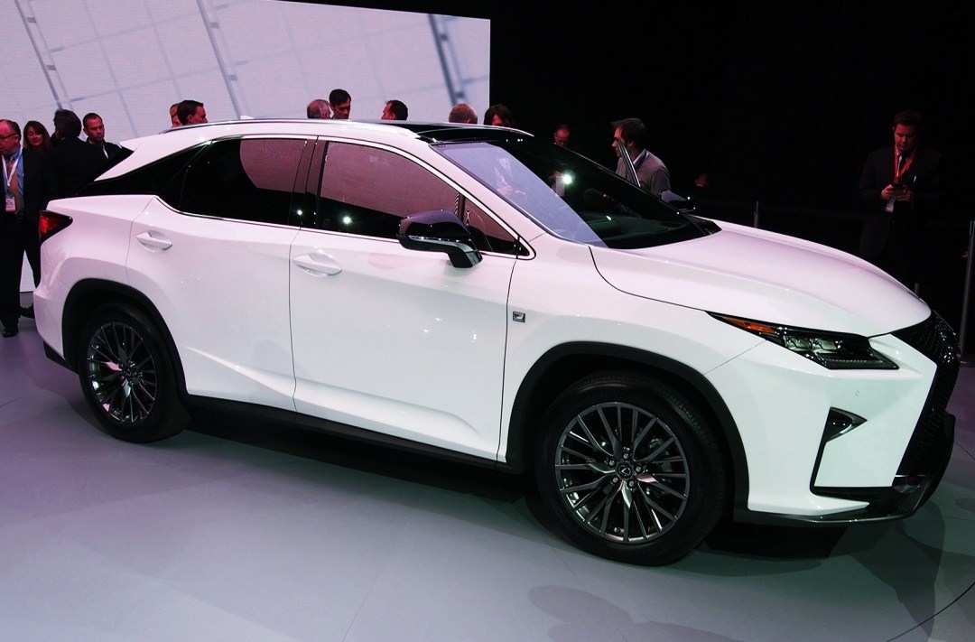 70 Great 2020 Lexus Rx 350 Release Date Configurations with 2020 Lexus Rx 350 Release Date