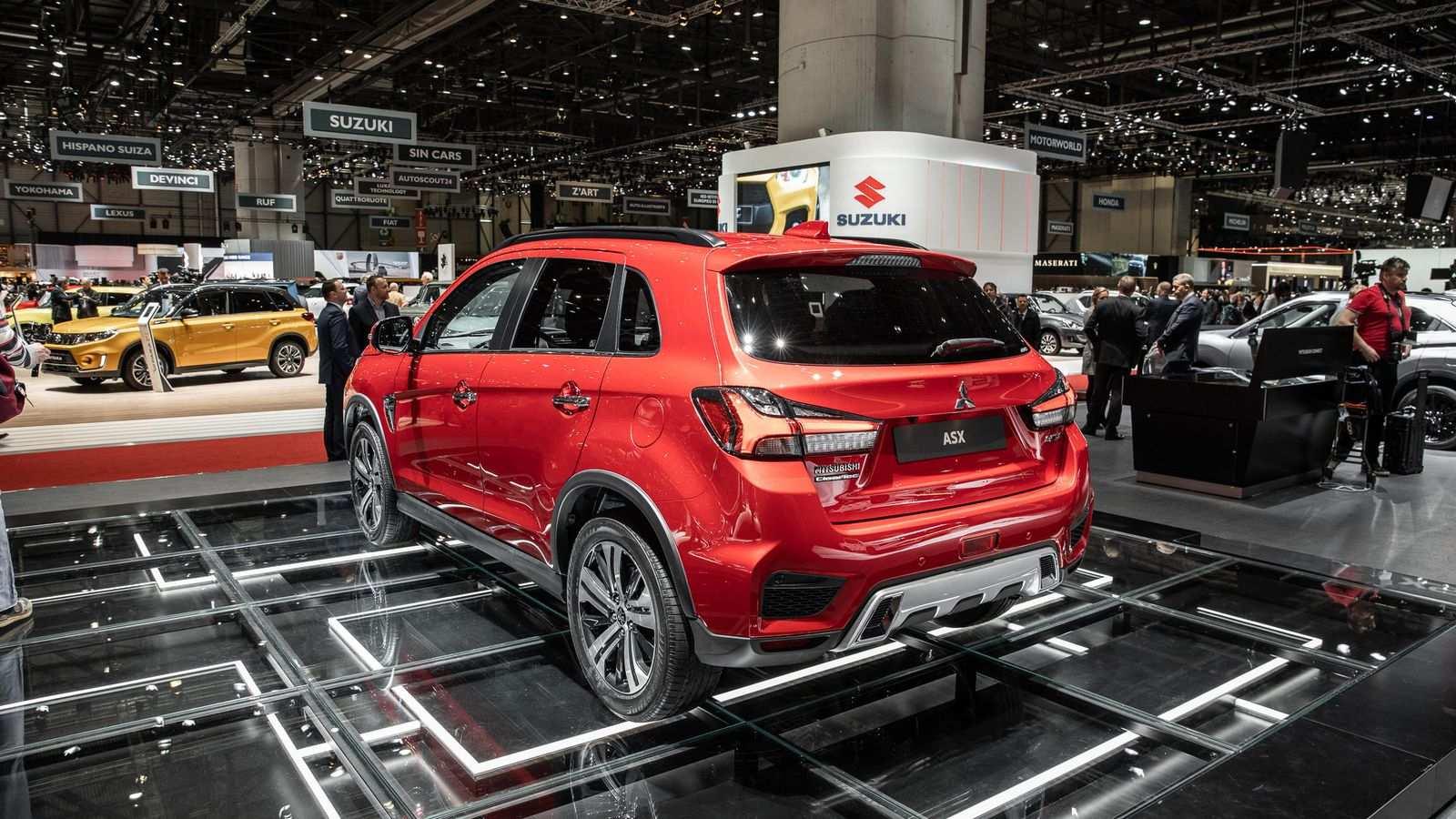 70 Great Uusi Mitsubishi Asx 2020 Interior with Uusi Mitsubishi Asx 2020
