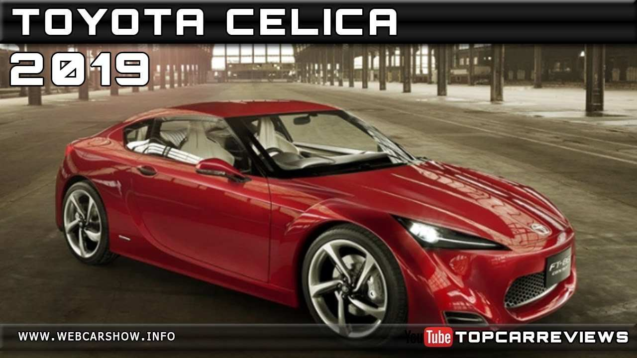 70 New 2019 Toyota Celica Pictures for 2019 Toyota Celica
