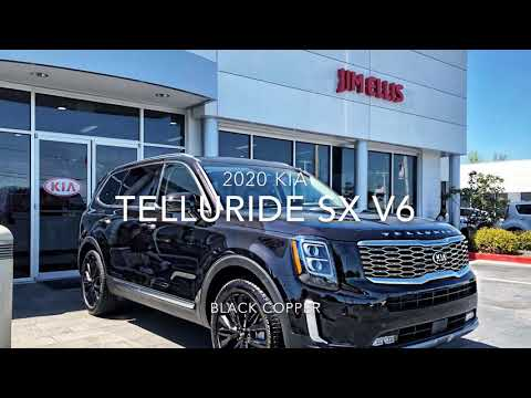 70 New 2020 Kia Telluride Black Copper Speed Test for 2020 Kia Telluride Black Copper