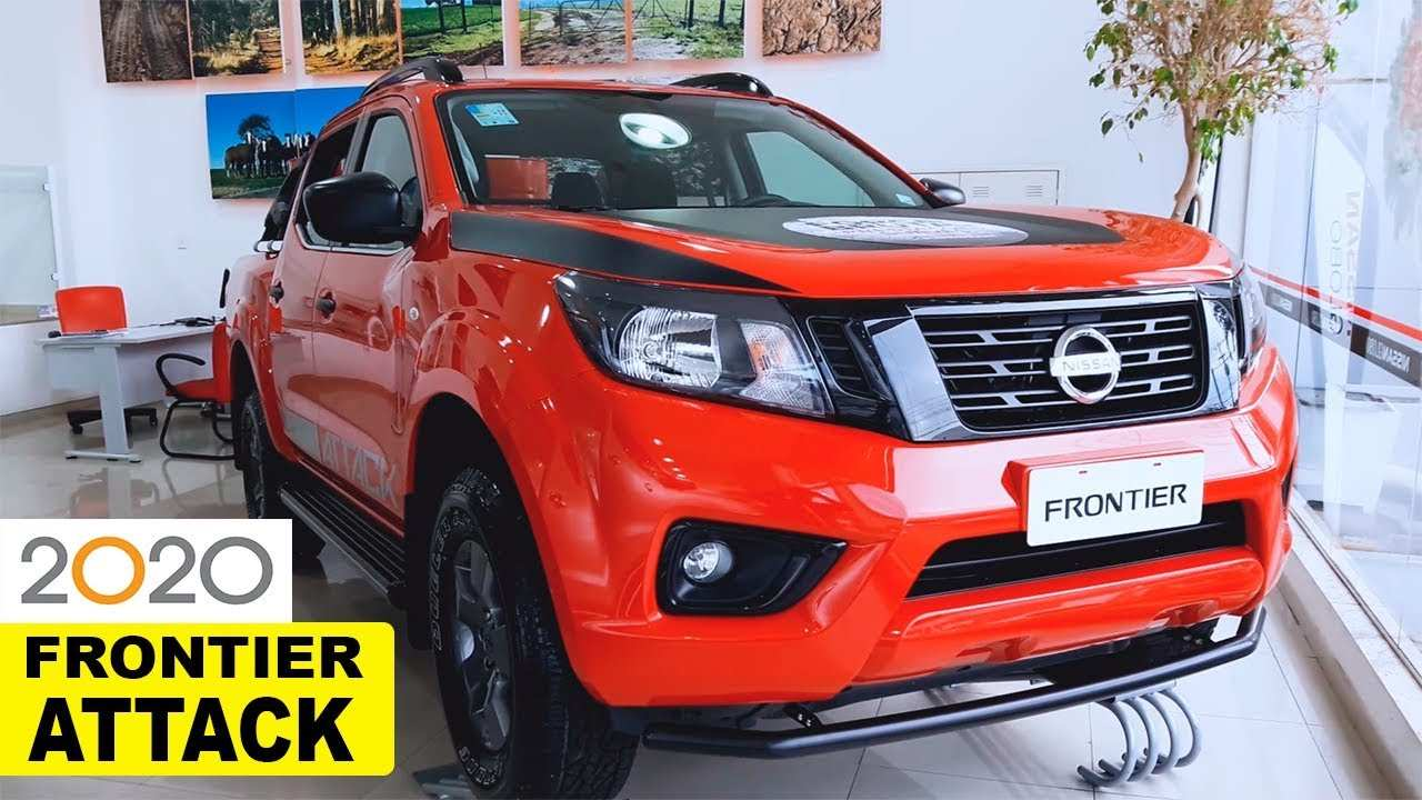 70 New 2020 Nissan Frontier Youtube Release by 2020 Nissan Frontier Youtube