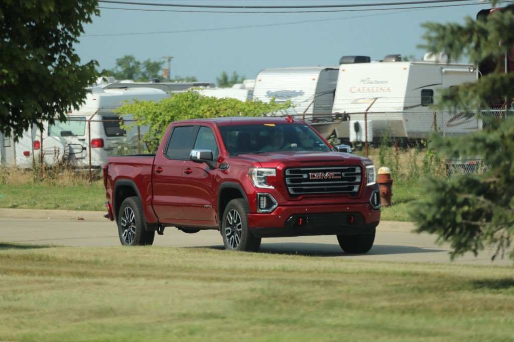 70 New Gmc Pickup 2020 Exterior with Gmc Pickup 2020