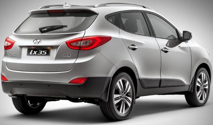 70 The 2019 Hyundai Ix35 Price by 2019 Hyundai Ix35