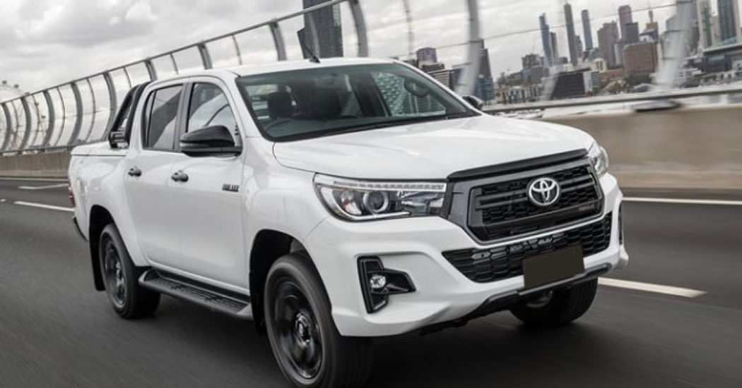 70 The 2019 Toyota Hilux Redesign and Concept by 2019 Toyota Hilux