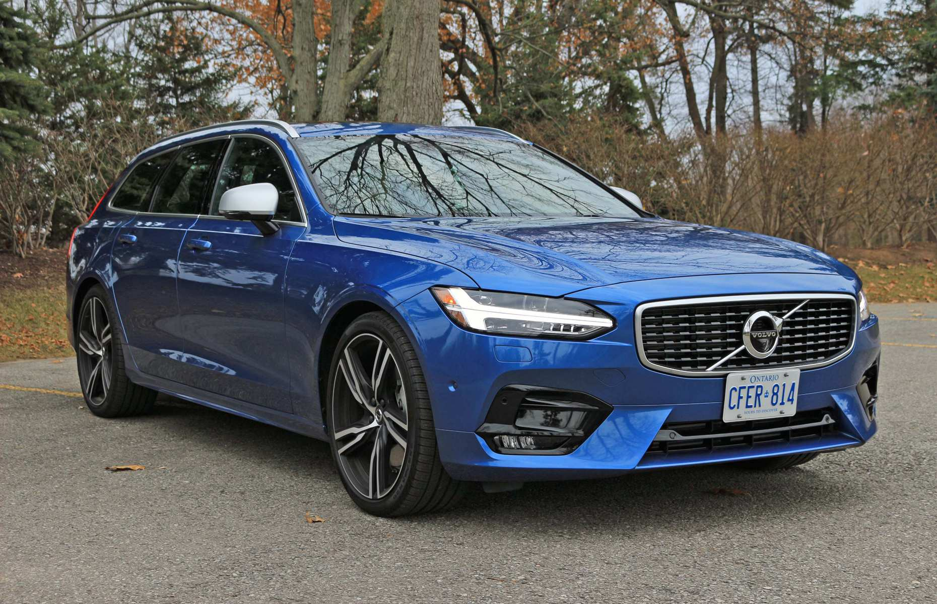 70 The 2019 Volvo V90 Wallpaper for 2019 Volvo V90