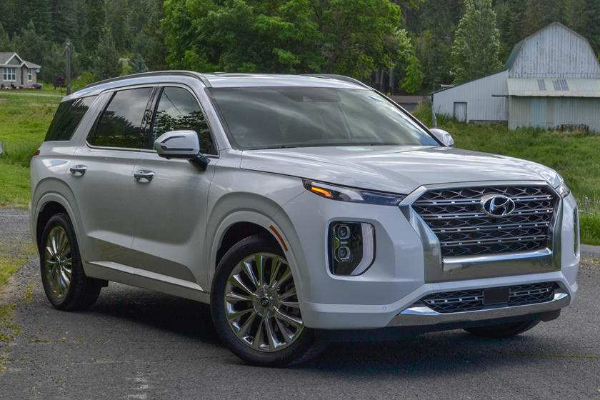 70 The 2020 Hyundai Palisade Review First Drive by 2020 Hyundai Palisade Review