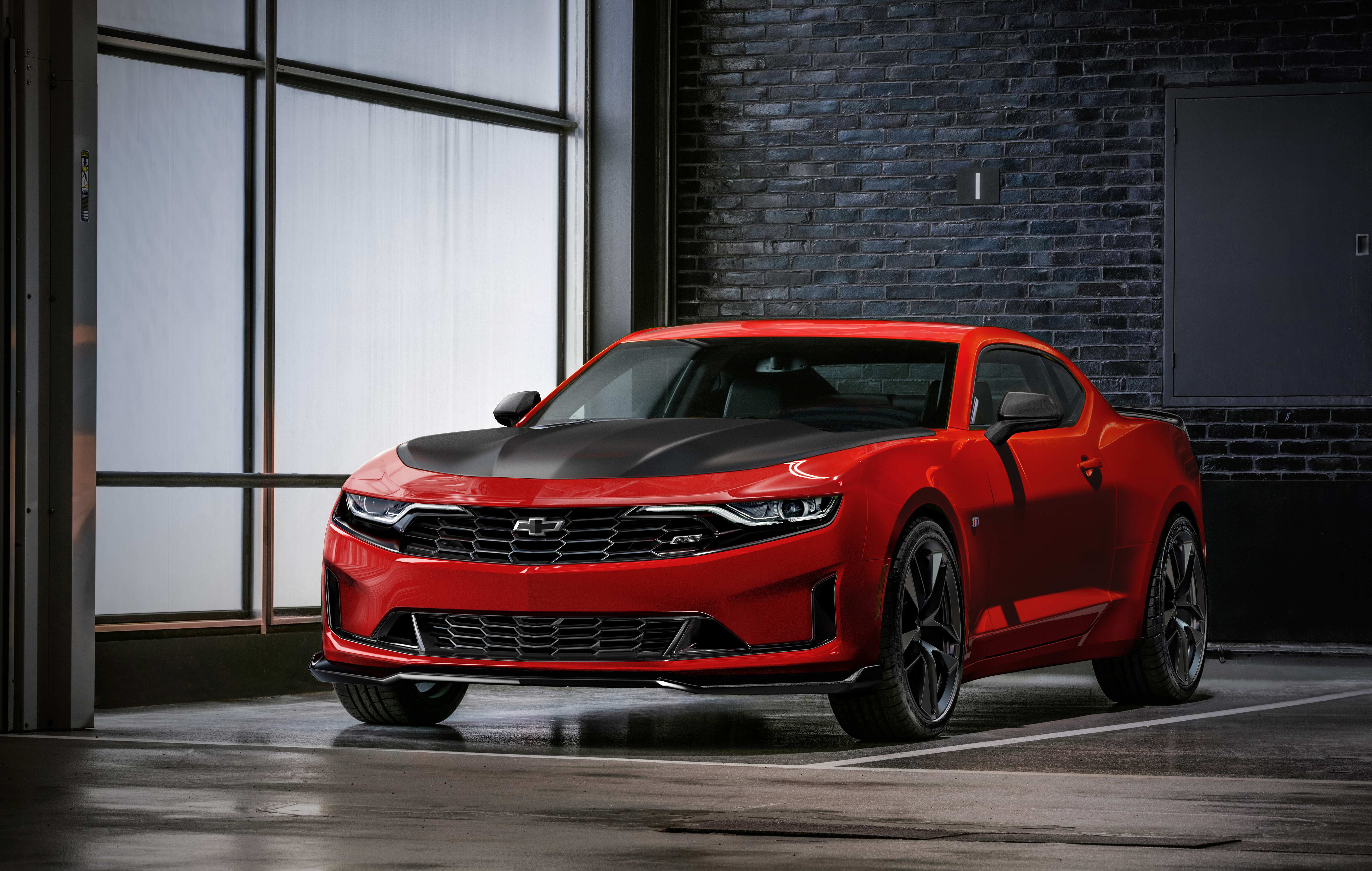 71 All New 2019 Chevy Camaro Competition Arrival Picture with 2019 Chevy Camaro Competition Arrival