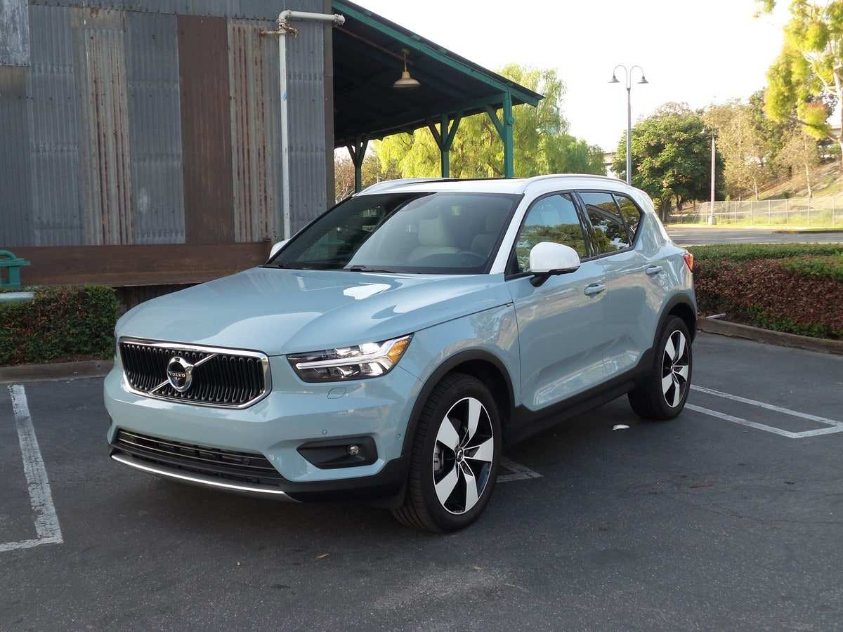 71 All New 2019 Volvo Xc40 Mpg Rumors by 2019 Volvo Xc40 Mpg
