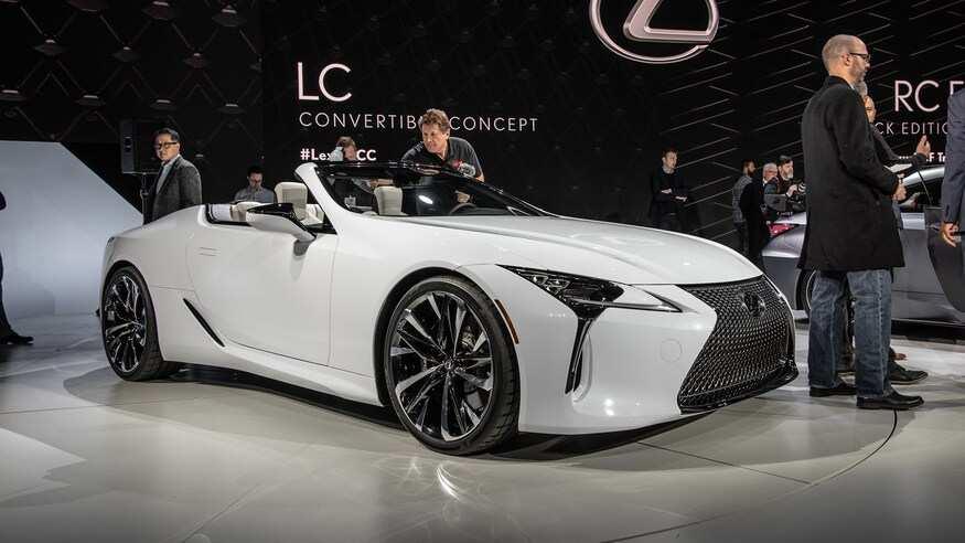 71 All New Lexus Concept 2020 Rumors by Lexus Concept 2020