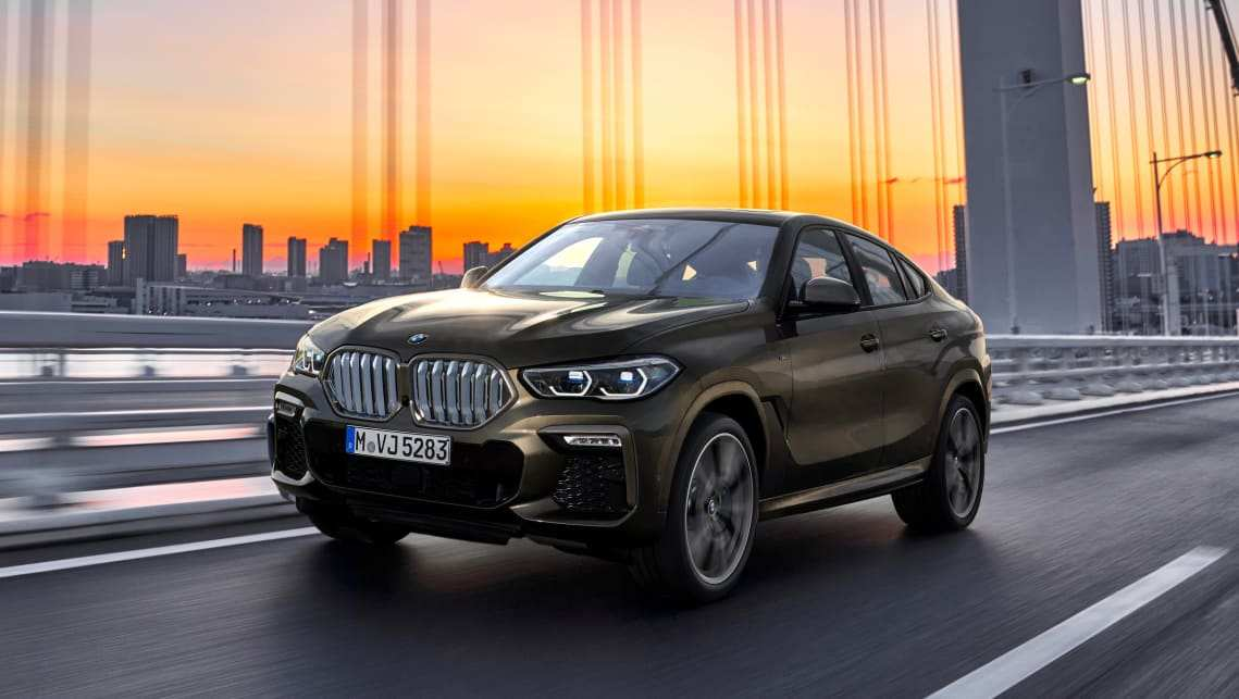 71 Best Review Bmw X62020 First Drive for Bmw X62020