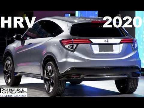 71 Concept of Honda Vezel 2020 Model Interior with Honda Vezel 2020 Model