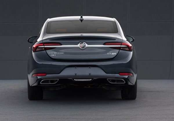 71 Gallery of 2020 Buick Lacrosse China Concept with 2020 Buick Lacrosse China