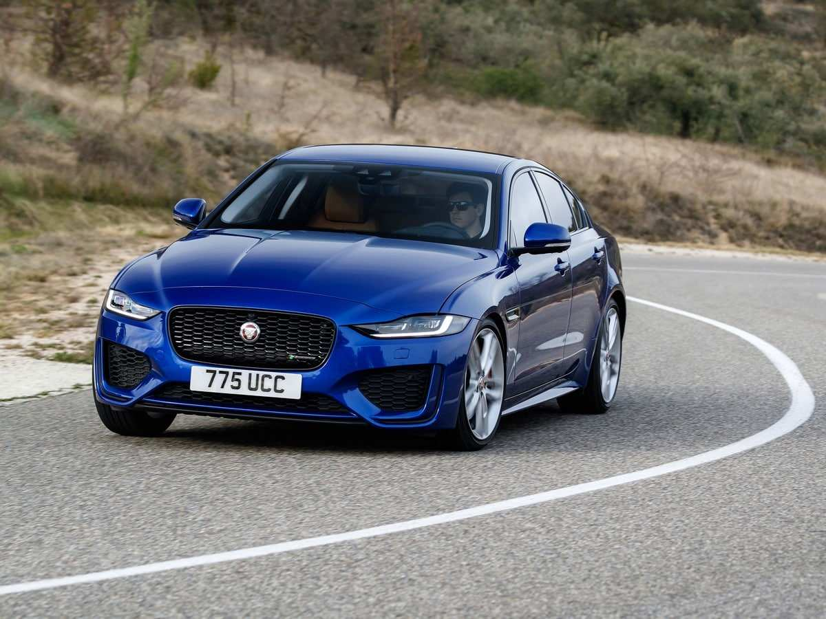 71 Gallery of 2020 Jaguar Xe Build Price by 2020 Jaguar Xe Build