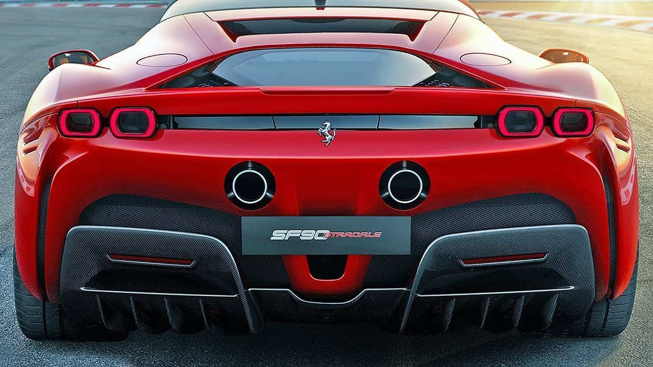 71 Gallery of Ferrari C 2020 Specs and Review for Ferrari C 2020
