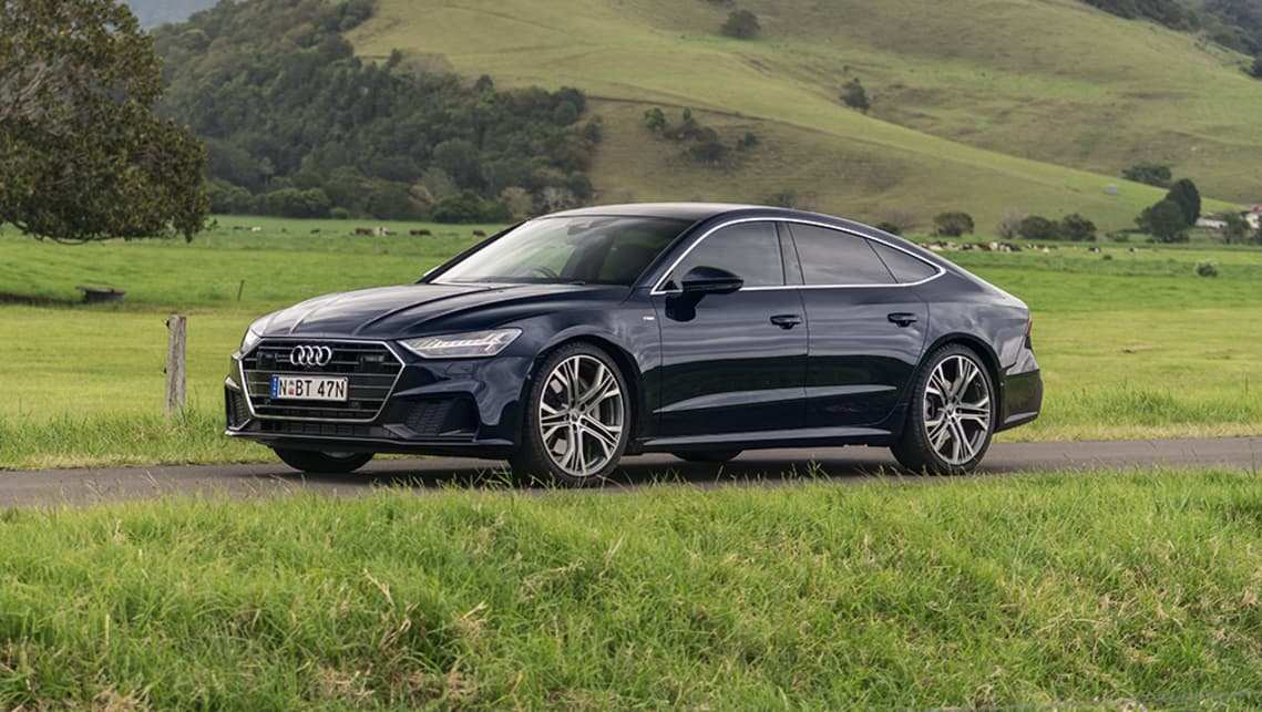 71 Great 2019 Audi A7 Redesign by 2019 Audi A7