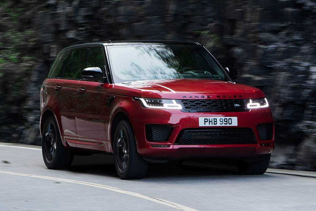 71 Great 2019 Range Rover Sport Performance and New Engine by 2019 Range Rover Sport