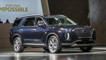 71 New Hyundai Large Suv 2020 Overview for Hyundai Large Suv 2020
