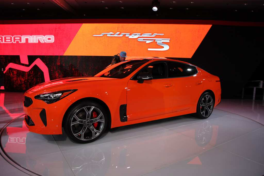 71 New Kia Stinger 2020 Update Exterior with Kia Stinger 2020 Update
