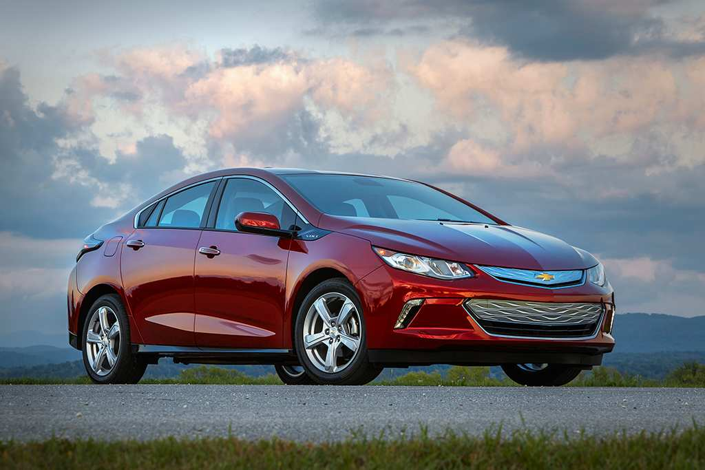 71 The 2019 Chevrolet Volt Exterior for 2019 Chevrolet Volt