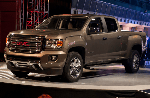 71 The 2020 Gmc Canyon Redesign Concept with 2020 Gmc Canyon Redesign