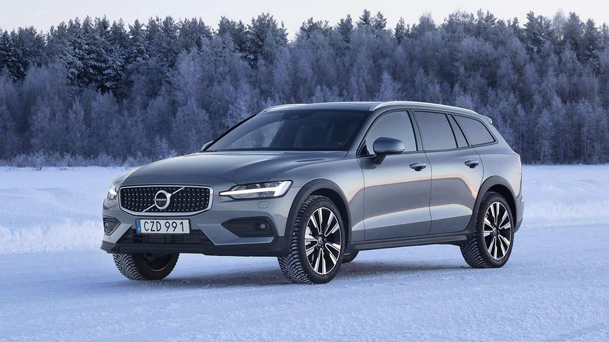 71 The 2020 Volvo V60 Wagon Spesification for 2020 Volvo V60 Wagon