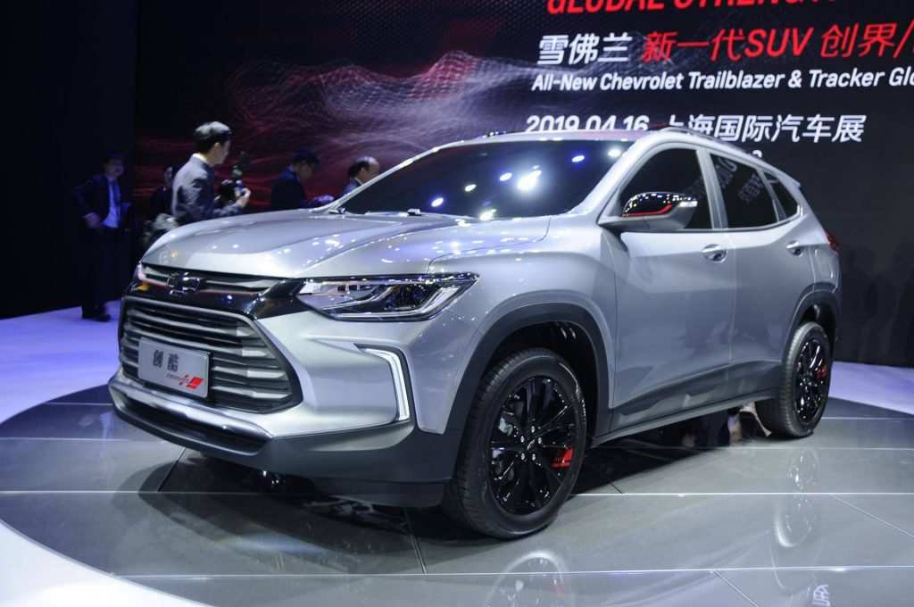 71 The Chevrolet Tracker 2020 Review for Chevrolet Tracker 2020