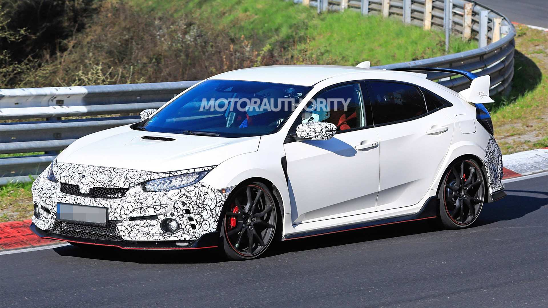 72 All New Honda Civic Type R 2020 First Drive for Honda Civic Type R 2020