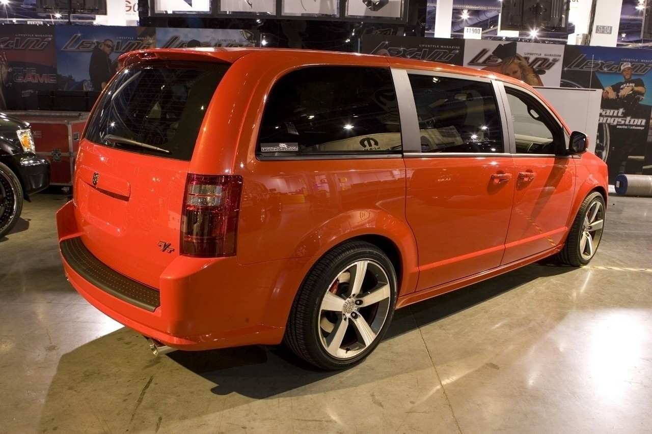 72 Best Review Dodge Grand Caravan 2020 Specs by Dodge Grand Caravan 2020