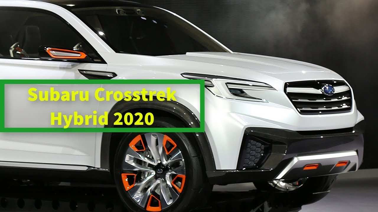 72 Best Review Subaru Phev 2020 Rumors with Subaru Phev 2020