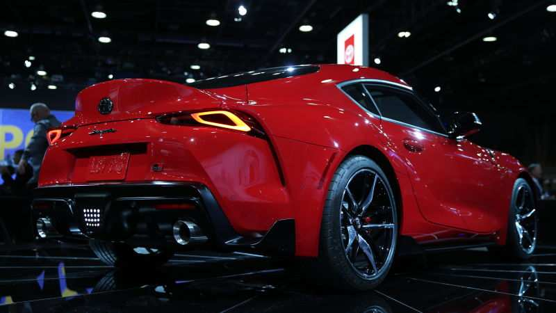 72 Concept of 2020 Toyota Supra Jalopnik Release with 2020 Toyota Supra Jalopnik