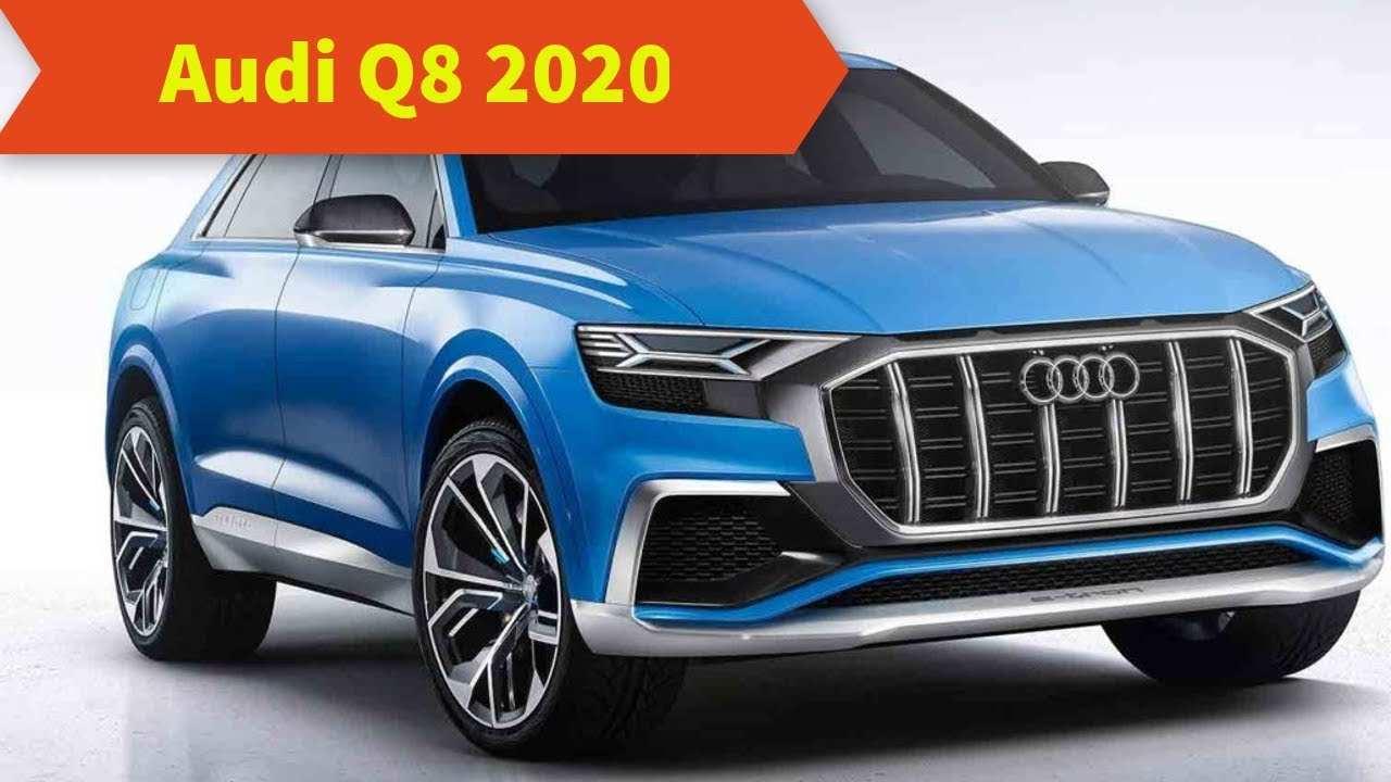 72 Concept of Audi Q8 2020 Release for Audi Q8 2020