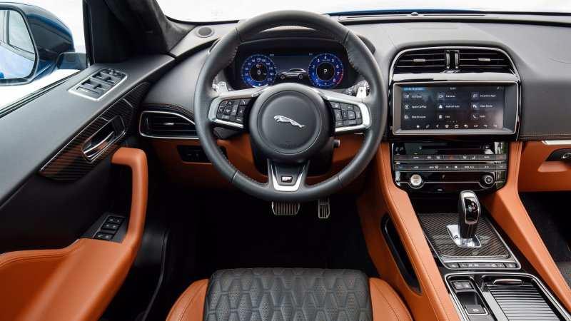 72 Concept of New Jaguar F Pace 2020 Exterior for New Jaguar F Pace 2020