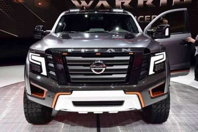72 Concept of Nissan Titan Warrior 2020 Model for Nissan Titan Warrior 2020