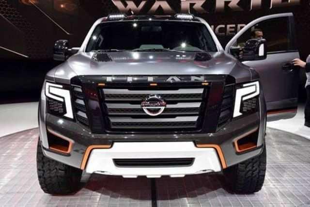 72 Concept of Nissan Titan Warrior 2020 Model for Nissan Titan Warrior 2020