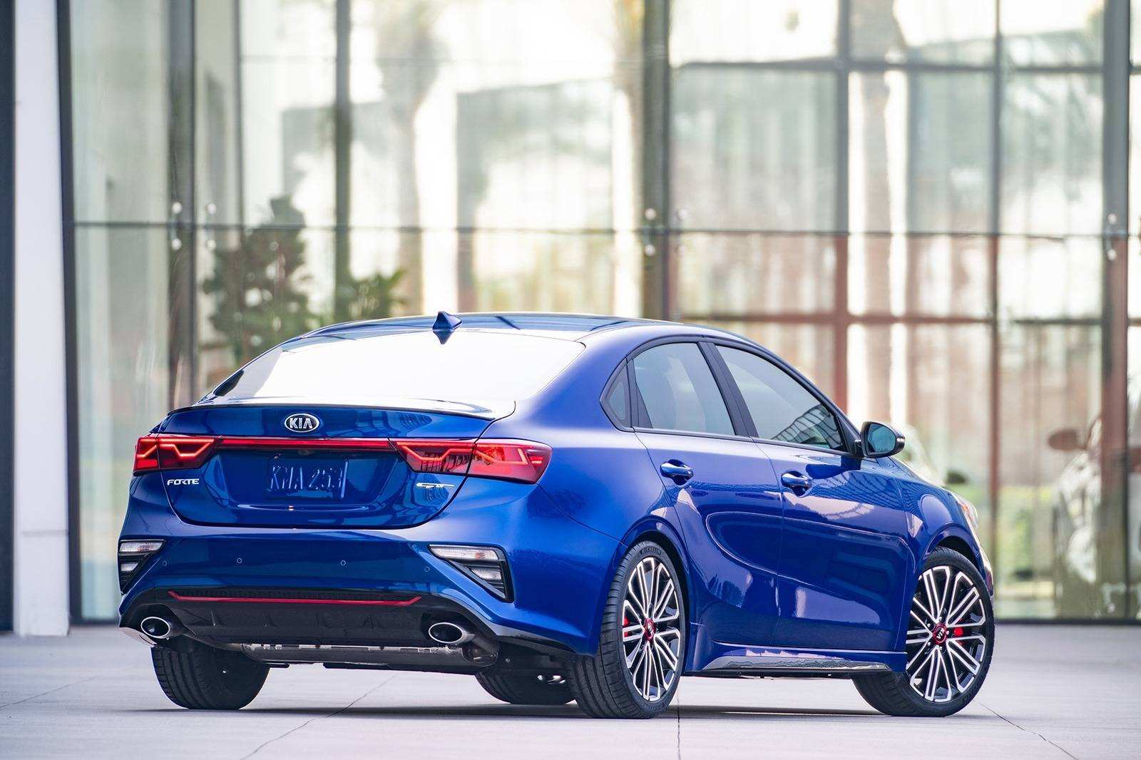 72 Gallery of 2020 Kia Forte Hatchback Style with 2020 Kia Forte Hatchback