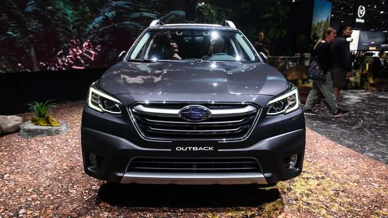 72 Great Subaru Outback 2020 New York Speed Test for Subaru Outback 2020 New York