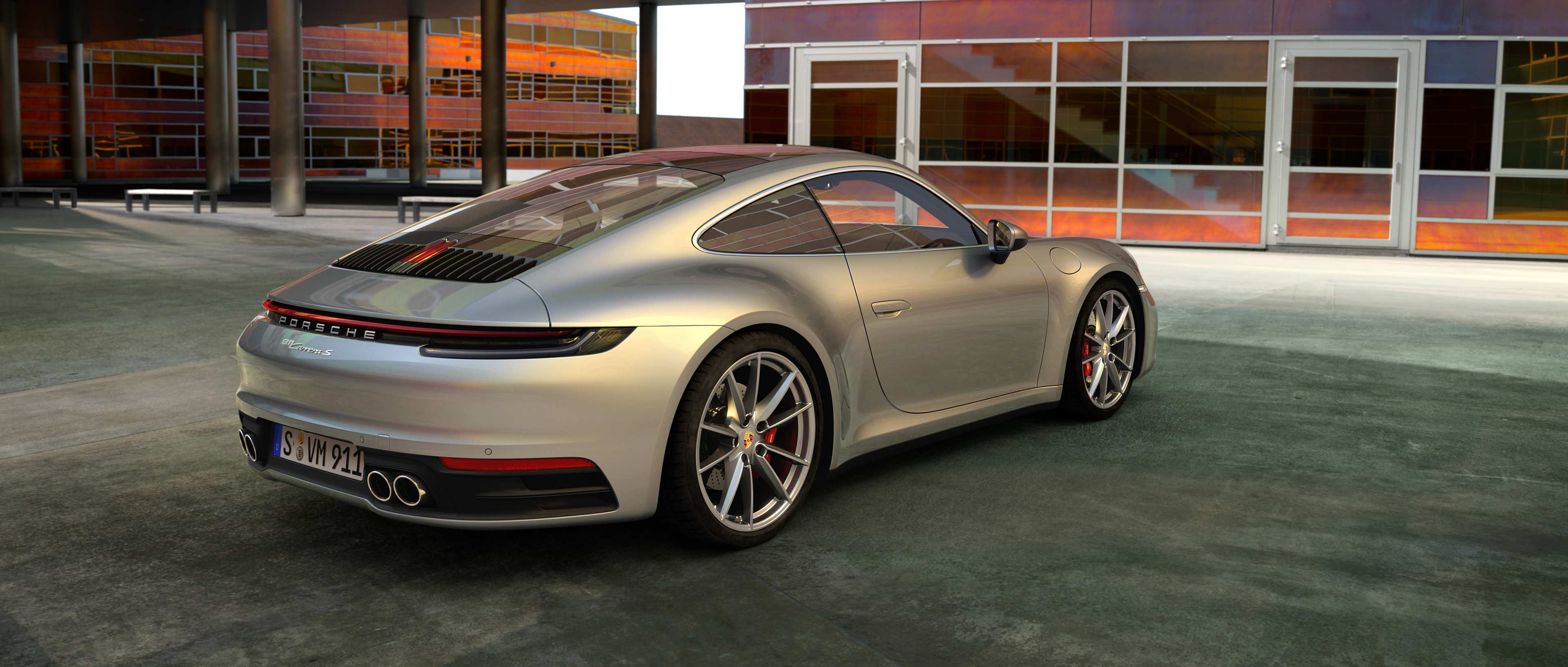 72 The 2019 Porsche 911 Redesign and Concept with 2019 Porsche 911
