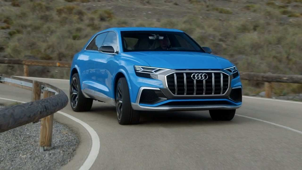 72 The Audi Q8 2020 Pictures by Audi Q8 2020