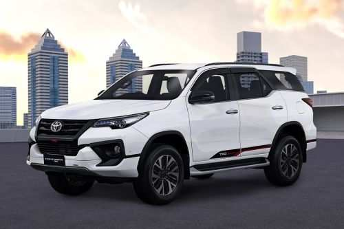 73 All New 2019 Toyota Fortuner Redesign and Concept with 2019 Toyota Fortuner