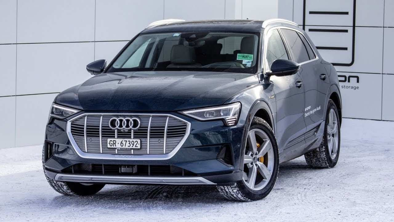 73 All New Audi Electric Suv 2020 Model with Audi Electric Suv 2020