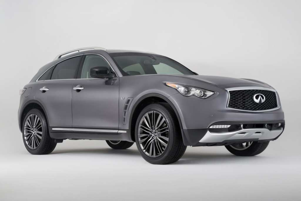 73 All New Infiniti Fx35 2020 Overview with Infiniti Fx35 2020