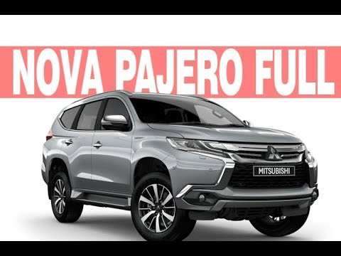 73 All New Mitsubishi Pajero Full 2020 Overview for Mitsubishi Pajero Full 2020